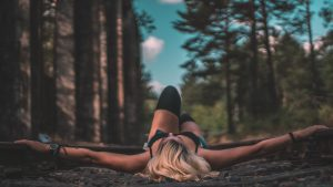 home-workouts-forest-floor